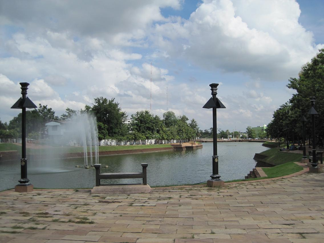 buriram-city-moat-beautiful-view